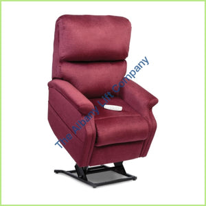 Pride Lc-525Is Ember Durasoft Reclining Lift Chair
