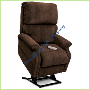 Pride Lc-525Is Espresso Crypton Reclining Lift Chair