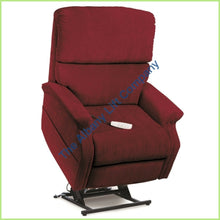 Load image into Gallery viewer, Pride Lc-525Is Red Crypton Reclining Lift Chair
