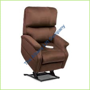 Pride Lc-525Is Timber Durasoft Reclining Lift Chair