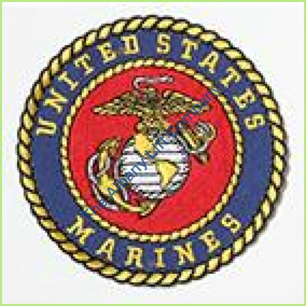 Pride Marines Patch Scooter Accessories