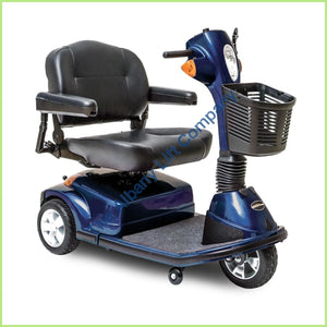 Pride Maxima 3-Wheel With Power Elevating Seat Scooter