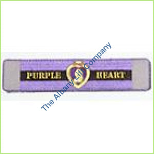 Pride Purple Heart Patch Scooter Accessories