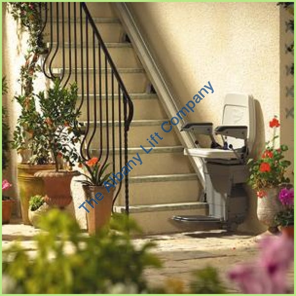 Stannah Outdoor Straight Stairlift