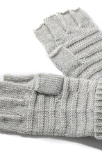 Load image into Gallery viewer, Ribbed Fingerless Knitted Gloves - Olive Vines Boutique