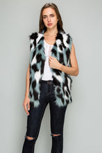 Load image into Gallery viewer, Feeling Fancy Fur Vest - Olive Vines Boutique