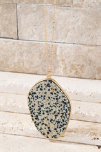 Load image into Gallery viewer, Natural Stone Necklace - Olive Vines Boutique
