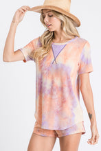 Load image into Gallery viewer, Sweet Dreams Tie Dye Loungewear - Olive Vines Boutique