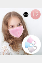 Load image into Gallery viewer, Solid Kid's Face Mask - BEST SELLERS - Olive Vines Boutique