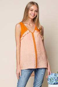 All Vol Top - Olive Vines Boutique
