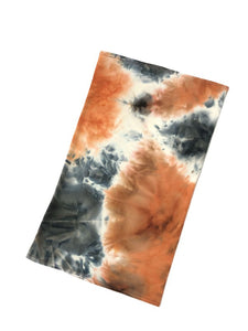 Tie Dye Neck Gaiter - Olive Vines Boutique