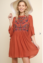 Load image into Gallery viewer, Sweet & Steady Dress - Olive Vines Boutique