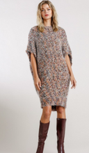 Load image into Gallery viewer, Spread Your Wings Sweater Dress - Olive Vines Boutique