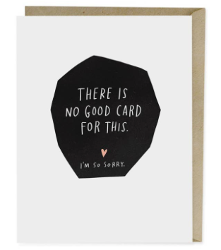 No Good Card for This Empathy Card - Olive Vines Boutique