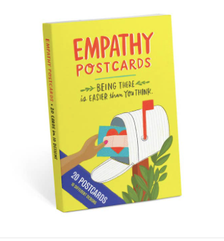 Empathy Postcard Book - Olive Vines Boutique