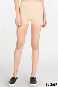 1 Inch Inseam Boyshorts - Olive Vines Boutique