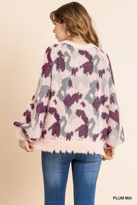 Take Me Home to Momma Sweater - Olive Vines Boutique
