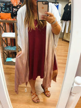 Load image into Gallery viewer, Living For The Basics Dress - Olive Vines Boutique