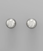 Load image into Gallery viewer, Large Ball Studs - Olive Vines Boutique