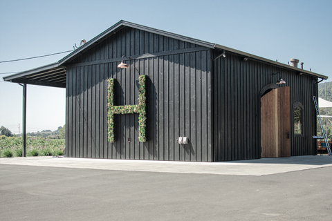 Working with contemporary and modern rustic design styles that fit perfectly into the Napa Valley Wine scene, Lee Display built custom visual merchandising pieces that transform this old barn into a landing destination.