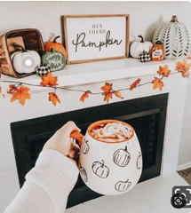 Fall Season decorating tips and ideas from Lee Display with Natural Elements