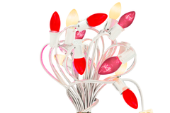Valentine's Day Lighting Sets Red White Pink Bulbs from Lee Display's Valentine's Day Decoration Tips and Ideas