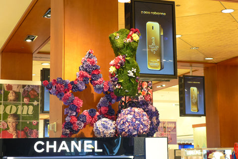 Visual Merchandising and Display at Lee Display Bay Area California Retail Store Projects
