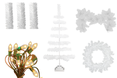Lee Display has created Christmas Decoration Starter Kits in Color-Coordinated Bundles at 30% Off grouped items!
