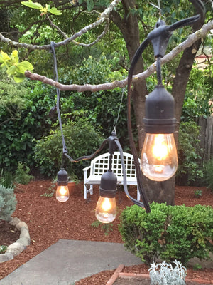 Vintage Patio Lights