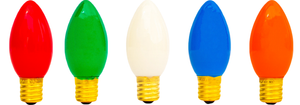 Ceramic Multi-Color Lights