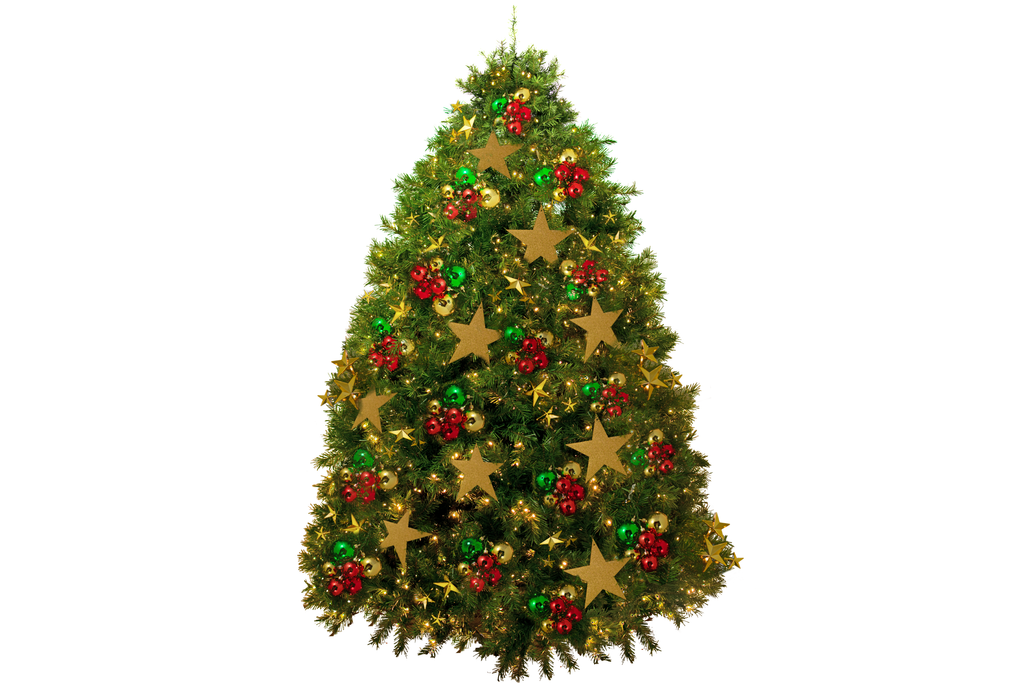 Lee Display is now selling a full Christmas Tree Decoration Kit to get you started and finished decorating your Xmas Tree for the holidays!