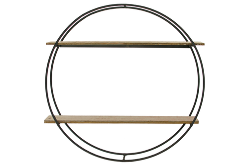 Lee Display's Circular Wall Hanging Shelf on Sale for $59.99