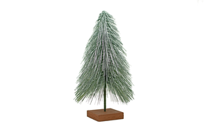 Mini Green Tabletop Christmas Tree