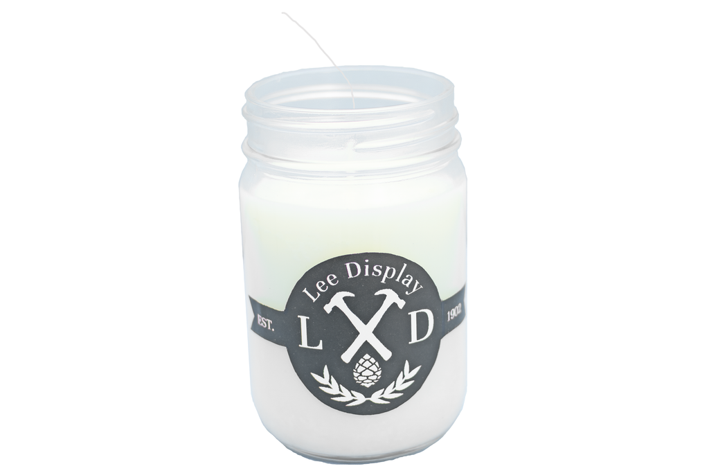 Scented Mason Jar Candle
