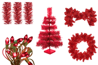 Lee Display has created the perfect Christmas Decoration starter kit!    All your favorite items bundled together by color.  Make your holiday shopping easier than ever by purchasing all your decorations in one simple starter kit and save up to 40% on trees, garland, wreaths, and lights!