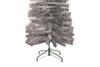 Lee Display's 10FT Silver Pencil Tree comes with a Green Metal Base