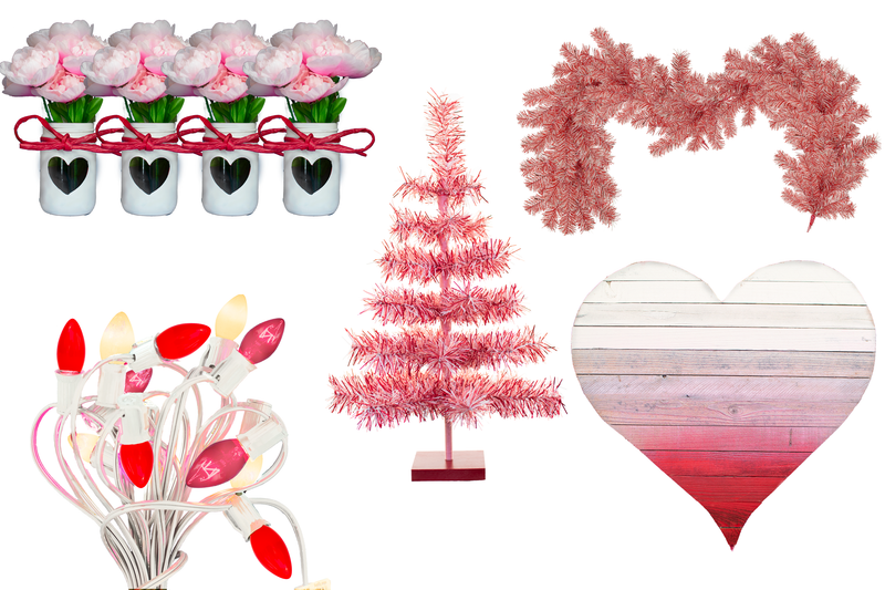 Valentine's Day Decoration Bundle Kit