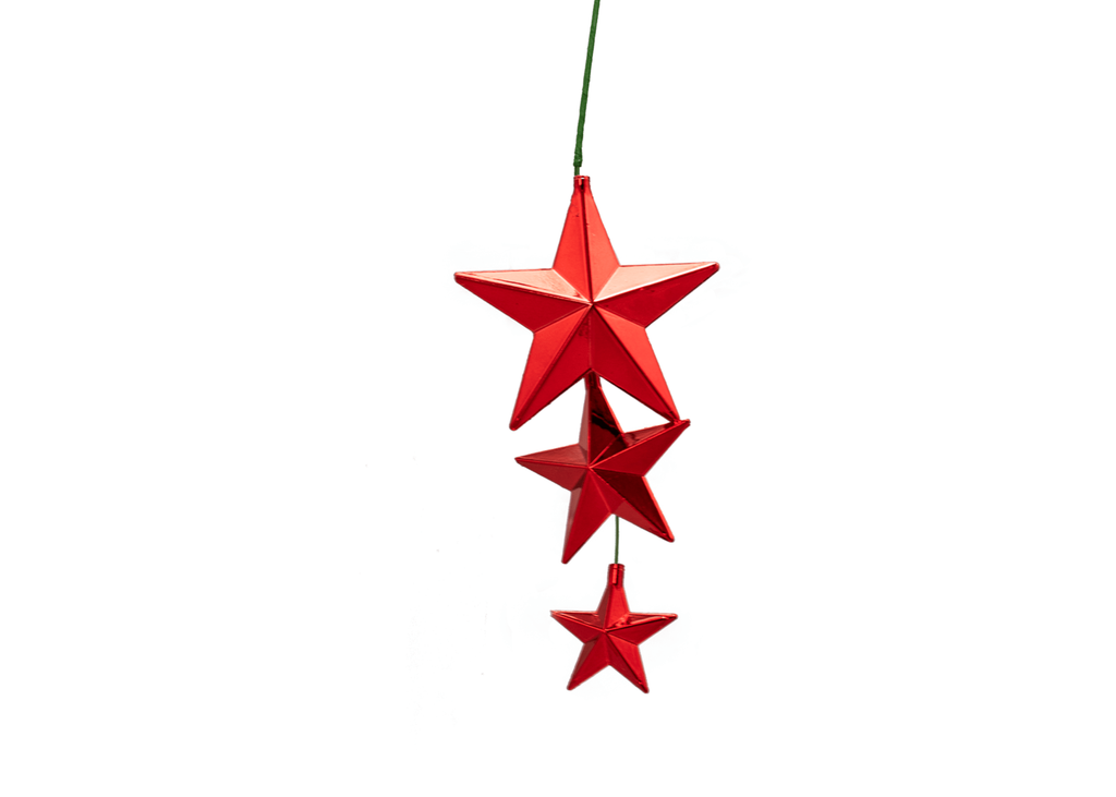 Lee Display All Products Red Star Pick Decorations