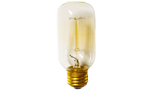 Lee Display Lights T45 Vintage Edison Light Bulbs
