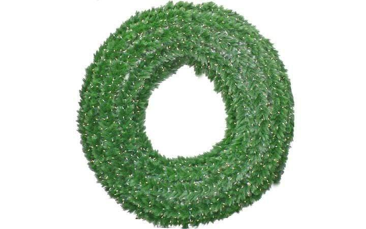 Lee Display Wreath Large Christmas Wreath