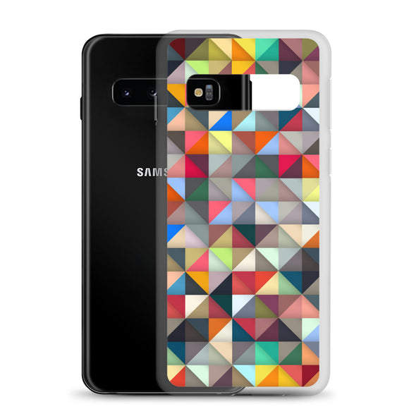 Colorful Samsung Case