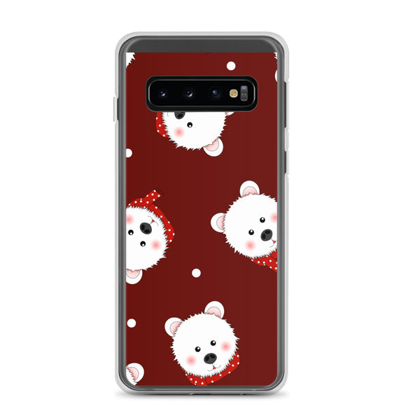 Teddy bear Samsung Case