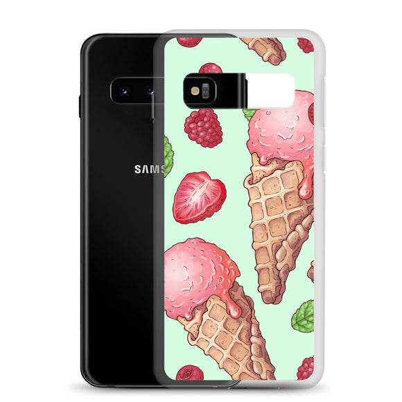 Ice cream Samsung Case