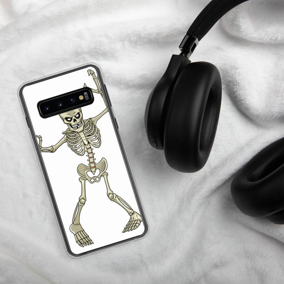 Skeleton Samsung Case