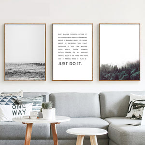 Just do it print - evasdecor.com