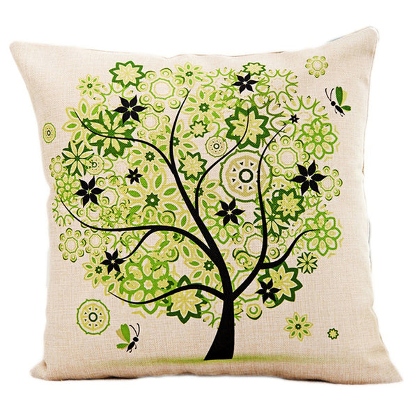 Colorful tree cover - evasdecor.com