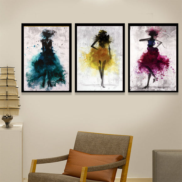 Dancing girl - evasdecor.com
