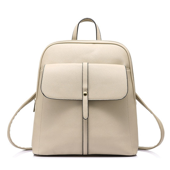 Women's fashion backpack - evasdecor.com