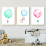 Balloon print - evasdecor.com