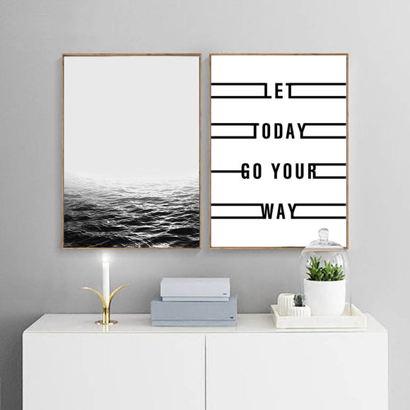 Sea view canvas print 3 - evasdecor.com